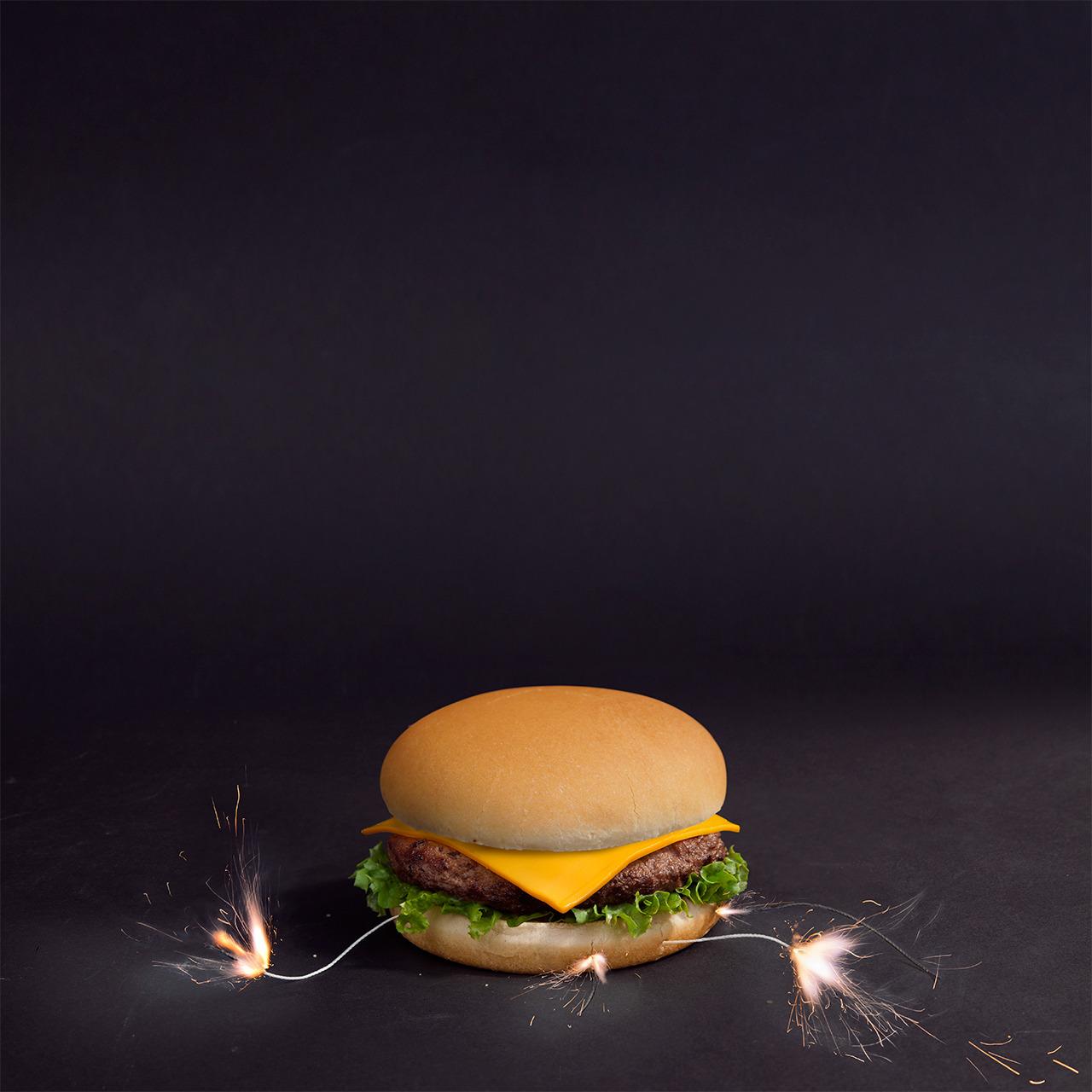 La semaine prochaine je fais péter le haut! #boomburger