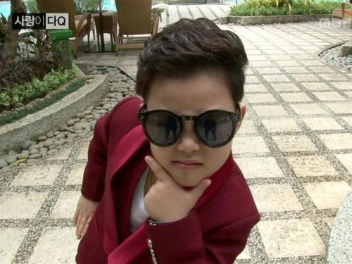 "Parody Version of ""Gentleman"" by Little Psy!We know this lil adorable kid, Hwang Min Woo or better known as ""Little Psy"" for his appearance at…View Post"