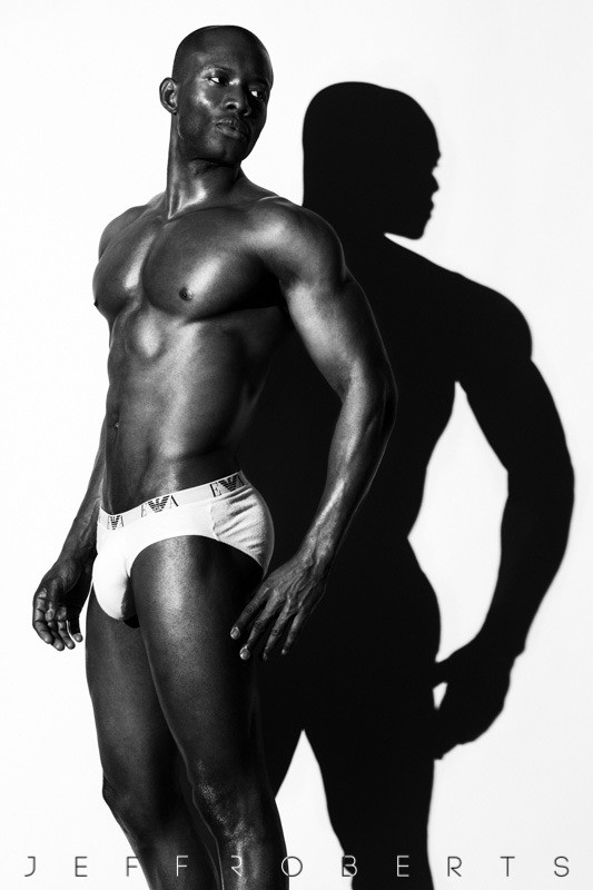 Model: Wilnor T. Photographer: Jeff Roberts Copyright © 2001-2013 by Jeffrey R. Roberts, all rights reserved. Reproduction, use or sale of any images without