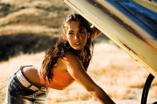 Michael Bay's Transformers may be one of the worst continuous series of sexualizing women. Shot after shot slowly pans up to the lead actresses sweaty and in tight clothing. Not only do these actresses have to be attractive, they are always damsels...