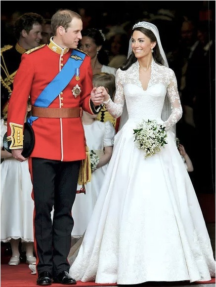 Happy 2nd Wedding Anniversary to Prince William and Kate Middleton!!!!! Click the pic for more photos!!!