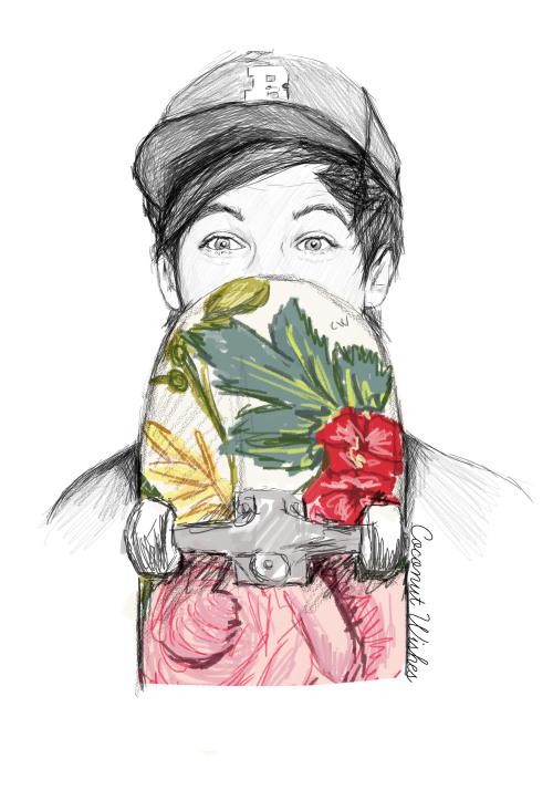 skater boy on Tumblr