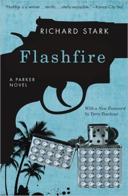 """Flashfire"" by Richard Stark was just positively delightful to read. The Boo bought this for me as a birthday gift as he had just seen the movie ""Parker"" which is based on the story in the Parker series.  I don't really know how to describe how awesome this book is without giving away any spoilers. If you enjoy heists, dry wit, and great writing give this a shot.  Plus, it was an incredibly fast read. I have a feeling I'll be picking up a few more of the Parker novels in the future.  8/50 Up next: ""Horns"" by Joe Hill"