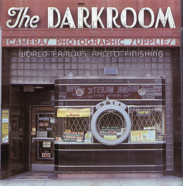 The Darkroom ~ Camera Shop