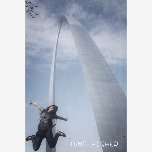 higher than your limit. #throwback #gatewayarch
