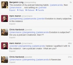 sierrahouk:  Reasons why Chris Hardwick is the best.