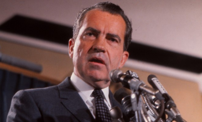 On this day in 1970, President Nixon signed a bill limiting cigarette advertisements on TV and radio. Nixon, who was an avid pipe smoker, indulging in as many as eight bowls a day, supported the legislation at the urging of public health advocates. There had been warnings about the dangers of smoking as far back as 1939, and by the end of the 1950s, all states had laws banning the sale of cigarettes to minors. In 1964, the Federal Trade Commission (FTC) and the Federal Communications Commission (FCC) agreed that advertisers had a responsibility to warn the public of the health hazards of cigarette smoking. Here's what else happened on this day in history