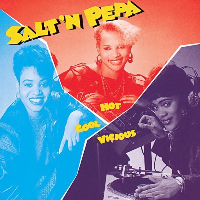 BACK IN THE DAY |12/8/86| Salt-N-Pepa released their debut album, Hot, Cool, & Vicious, on Next Plateau Records.