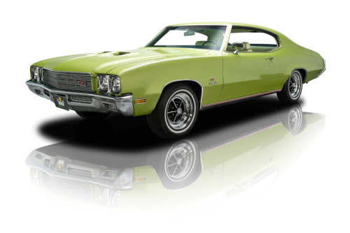 musclecardreaming:  71 Buick GS455  EEEEEEEEE‼‼