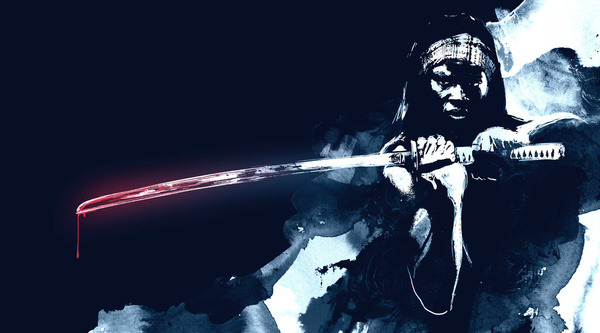 Michonne - by Budi Satria Kwan Prints available at Society6