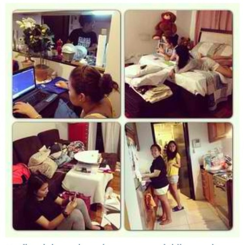 Regram from @manilynnenicol projectssss making (at One Serendra)