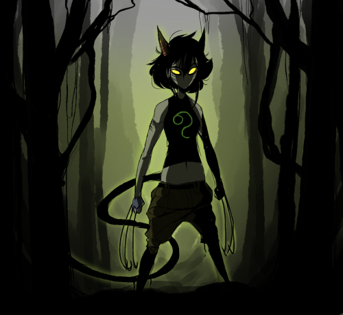 demented-sheep:  so what if nepeta grew up
