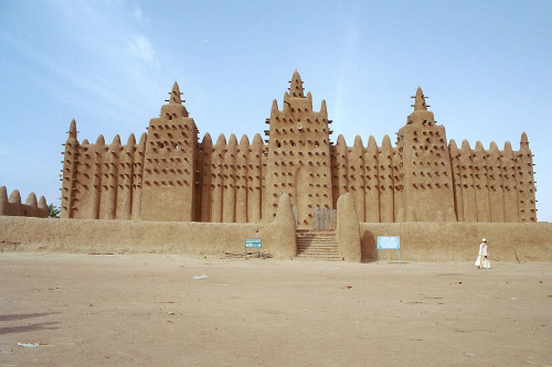 Reports from Mali say Islamists have destroyed at least two remaining mausoleums in the historic city of Timbuktu. Since taking control of northern Mali earlier this year, militants have demolished seven of the 16 mausoleums listed as UN world heritage sites. Some of the shrines date back to the 14th century. But rebel groups, many with links to Al Qaeda, consider the traditional Sufi Islamic shrines as idolatrous. Residents trapped in Timbuktu have called news outlets and said fighters, some armed with pickaxes, have once more started attacking tombs in the city. They said at least two previously untouched tombs were destroyed over the weekend. The UN Security Council last week authorised an Africa-led force to retrain Mali's defeated army with the aim of retaking the territory controlled by hardline Islamists. One Timbuktu resident claimed a fighter who took part in the latest tomb-smashing said they wanted to prove to the world they would not be swayed by the threat of foreign military intervention. Around 400,000 people have fled their homes in Mali this year. The rebellion was launched by separatist Tuareg rebels but has since been hijacked by better armed and funded Islamists operating alongside Al Qaeda fighters in the Sahara. Another group, Ansar Dine, is officially in control of Timbuktu.  this breaks my heart
