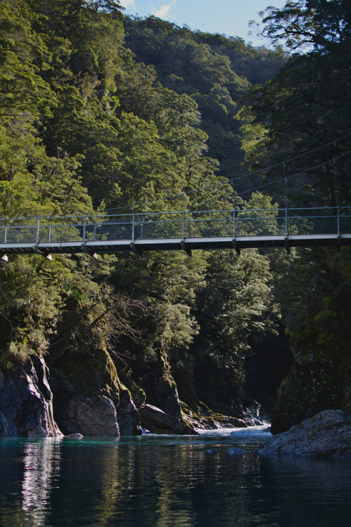 swinging bridge on Tumblr