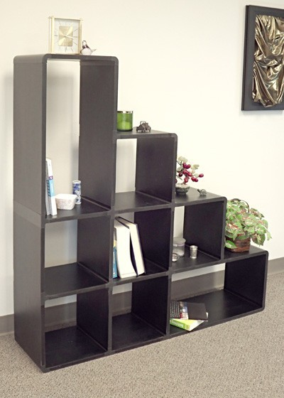 (via EZQb Storage Cubes Black factoryalliance.com)