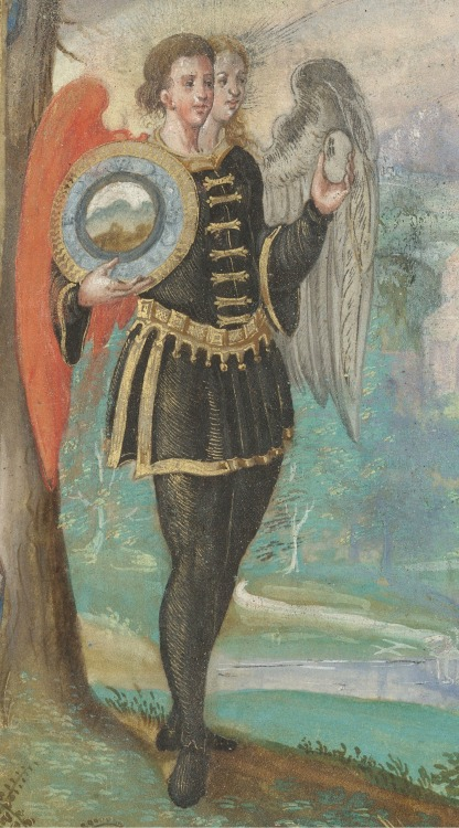 Rebis from an edition of the Splendor Solis