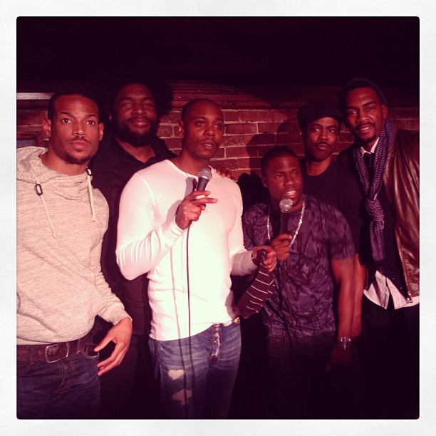 Comedy Cellar  (via Photo by questlove • Instagram)