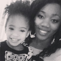 Me and my niece Meme #21bweek
