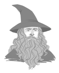 Gandalf again whoops