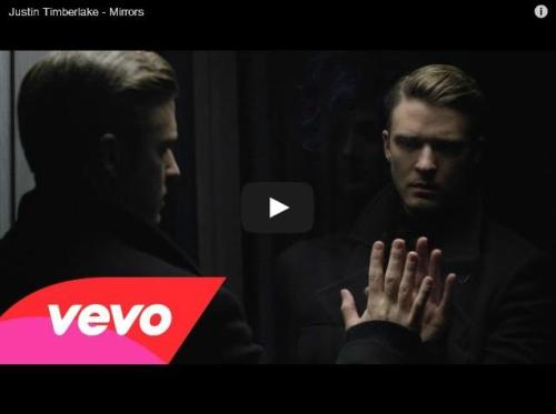 "Justin Timberlake's video for ""Mirrors"" pays tribute to his grandparents."