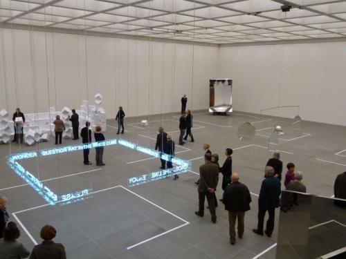 Danish artist Jeppe Hein, Exhibition at Neues Museum Nürnberg, 2010Contemporary-Art-Blog