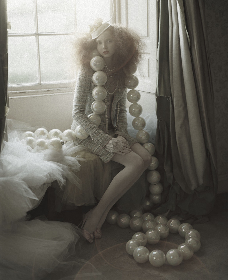 Lily Cole photographed by Tim Walker