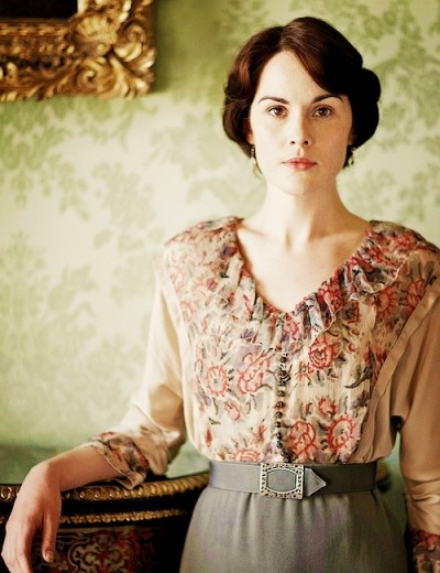 "grand-duchess-anna:  And I have more favorites! Next: Lady Mary Crawley from ""Downton Abbey."""