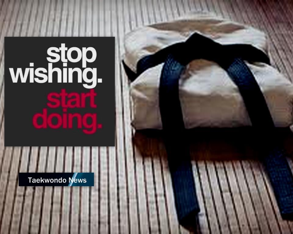 liciachang0158:  Stop wishing and start doing~