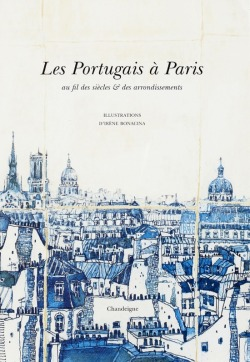 carleenallen:   Book: Les Portugais à Paris, The Portuguese in Paris. Curious note, there just as many Portuguese living in Paris, as in Portugal's own capital Lisbon.