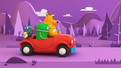 StoryBots road trip!