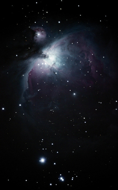 M42 (Orion Nebula) with Canon Rebel T3i 2013-03-30 by artcole on Flickr.