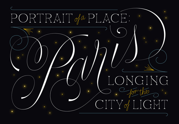 theoinglis:  I apologize in advance for this post if you are a fan of typograpy and lack free time… Letter Cult have posted their Custom Letters, Best of 2012. Which is over 60 pages of amazing type and lettering. A real feast for the eyes, but it will take a while to get through. It's split into 3 parts; Day 1, Day 2 and Day 3. The pictures above are some of my favorites from their selections, and are by; Mary Kate McDevitt, Jessica Hische, Darren Booth, Mary Kate McDevitt (could have posted way more of her work), Dan Cassaro and Craig Ward.