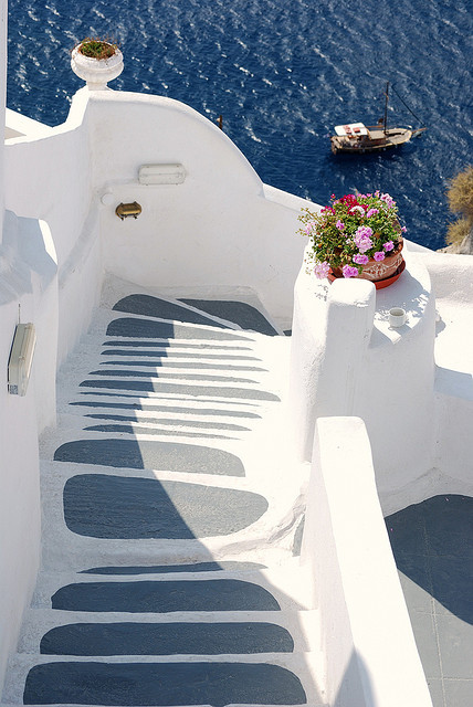 Santorini by Carmelo61 PhotoPassion Thanks +800.000 views on Flickr.