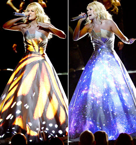 Amazing Grammy's dress!!!!!