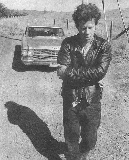 iirik:   Tom Waits (early 90's) photo by Jim Jarmusch