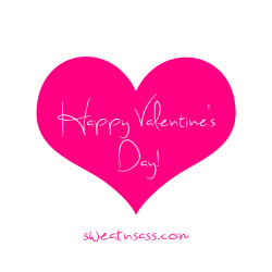 Happy Valentine's Day to you all! A great opportunity to remind yourself of how amazing you are and love your body. Of course, also a good day to tell those around you that you love them, whether they're friends or a special someone. Share the love. xo