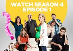 BREAKING NEWS: OFFSPRING SEASON 4 RELEASED EARLY - WATCH NOW Some super exciting news has just come in for die hard fans of Dr Patrick Reid. The first episode of the new season of Offspring has been released EARLY! Season 4 is officially set to hit our screens on Channel 10 next week, but fans of the show's official Facebook page have been treated to a surprise this afternoon with a link to episode 1 which will be available online for a few hours. Click HERE to watch the hilariously entertaining antics of a newly pregnant Nina Proudman in Season 4, Episode 1. Image Source: Official Offspring Facebook