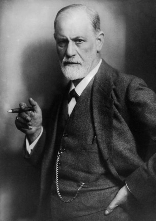 """Sometimes a cigar is just a cigar."" — Sigmund Freud"