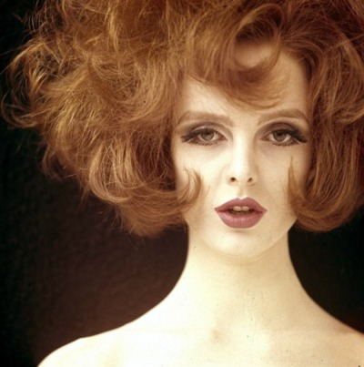 lollypopvintage:  Grace Coddington, 1962