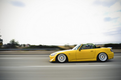 theautobible:  S2000 on BBS RS - Eibach 2013 Teaser by KSaengphotography on Flickr. TheAutoBible.Com