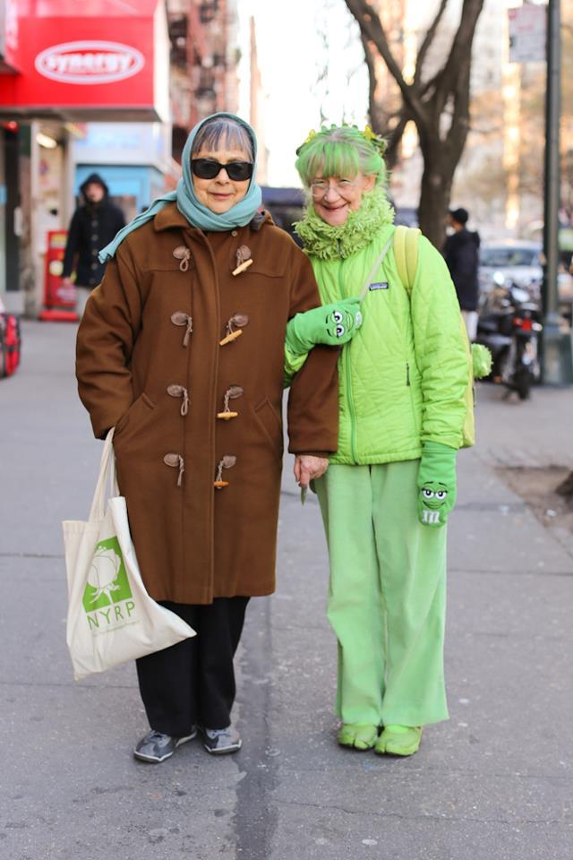 "humansofnewyork:  ""We've been best friends since 1967."""