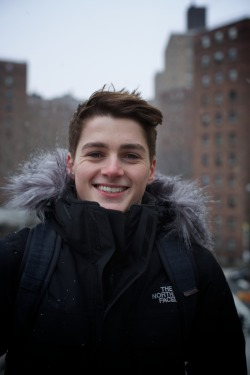 jacksgap:  Hanging out in New York with Finny!