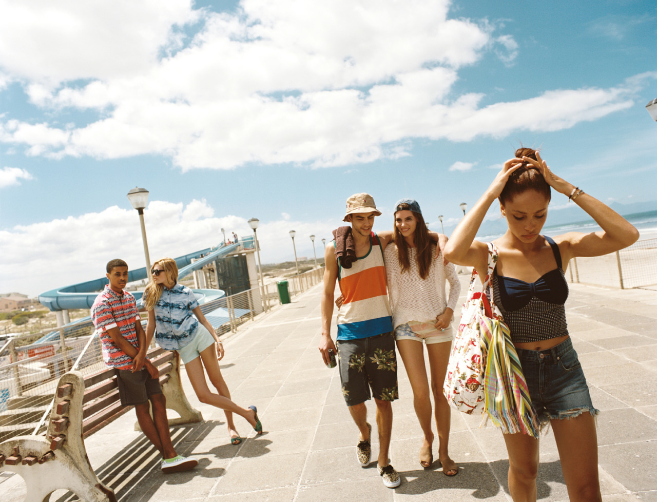 urbanoutfitters:  The Summer Catalog: Here Comes The Sun Photography by Rene Vaile