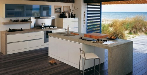 Kitchens from Italian Maker GeD Cucine HD Staff, home-designing.com Italian company GeD CUCINE, founded in 1969 in Biancade, combines tradition with modernity to create their kitchen designs, reveling in en vogue trends and cool new lines like this selection below. In a town historically dedicated to furniture…
