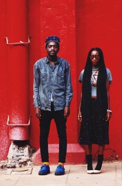 photography red colour urban africa Kenya vscocam Nairobi eastafrica 2manysiblings papapetit velmarossa