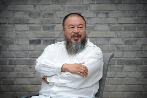 djinnandtonic:  rollingstone:  The controversial Chinese artist and outspoken political dissident Ai Weiwei is planning to release a heavy metal album.  I can dig this.  O_______________O i'm buying this
