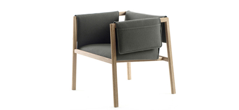 monstereatsdesign:  'Saddle' – A Beautiful and Practical Chair by Angell, Wyller & Aarseth