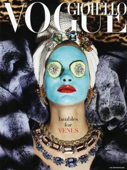 trillista:  Vogue Gioiello 30th Anniversary Cover shot by Giampaolo Sgura  (via unbiasedwriter.com)