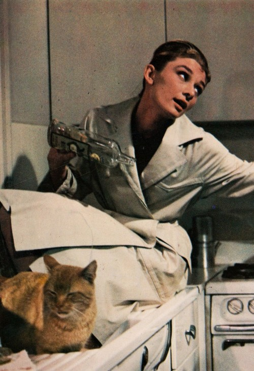 Breakfast at Tiffany's (Film; 1961)