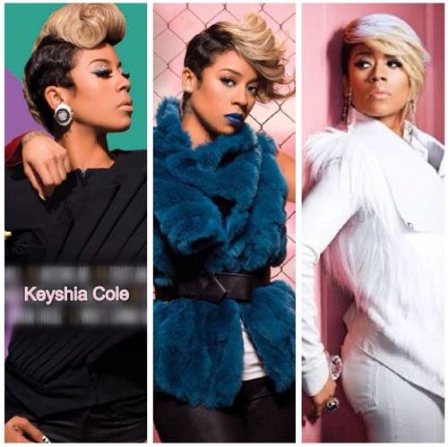 "Keyshia Cole ""Woman To Woman"" Album Packaging."